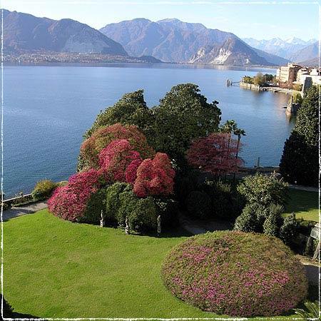 Archive title matrimonio sul lago maggiore for Giardini ville moderne