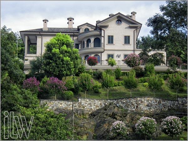 Villa Ortea lago d'Orta