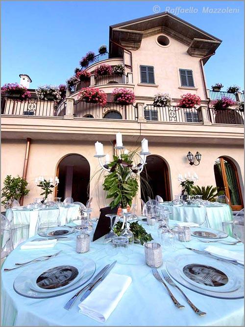 Villa matrimonio Orta