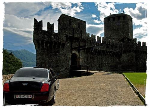 Matrimonio nel Castello in Svizzera