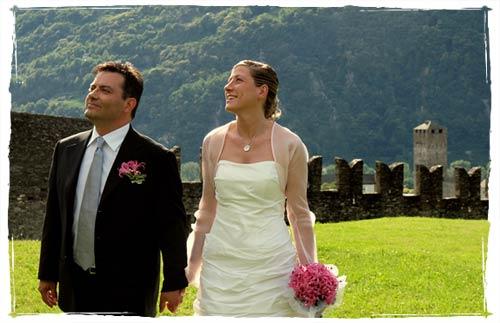 Matrimonio in Castello sul Lago Maggiore
