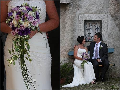 Matrimonio In Viola : Matrimonio in lilla