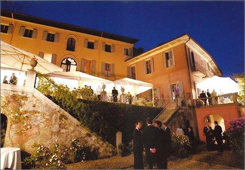 Affitto Villa Matrimoni Si Dichiarano Nel Quadro Rb
