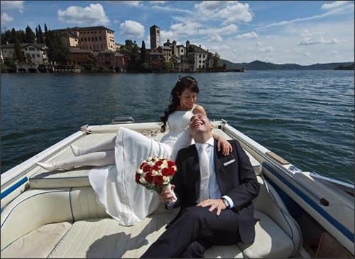 servizio-motoscafi-matrimonio-Orta
