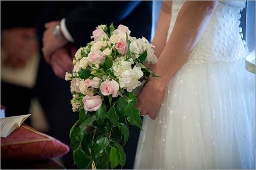 bouquet-sposa-ortensie-rose