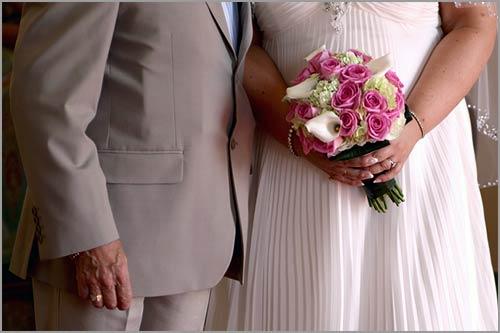 bouquet-sposa-rose-Aqua-fucsia