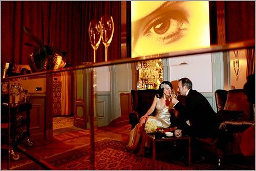 Hotel ristorante Villa Crespi menu matrimonio