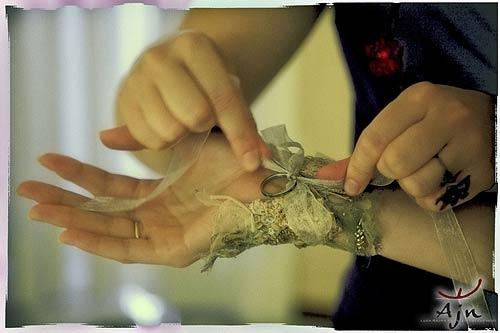 polsino da sposa