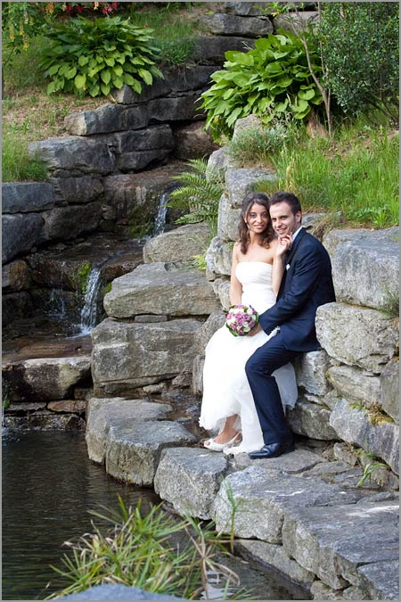 Nozze a villa ortea lago d 39 orta - Matrimonio in giardino ...