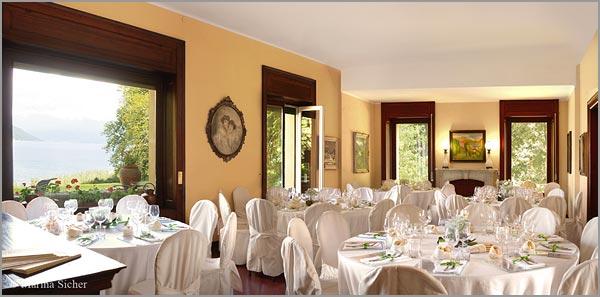 villa-d'epoca-ricevimento-Lago-Maggiore-Varese
