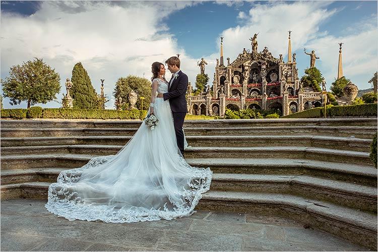 Matrimonio sull'Isola Bella