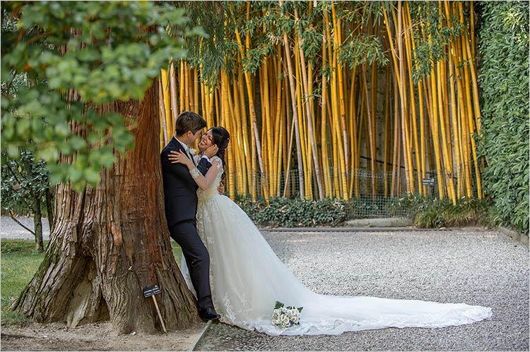 Matrimonio sulle Isole Borromee