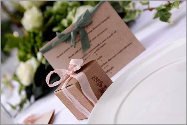 segnaposto matrimonio creazioni artigianali