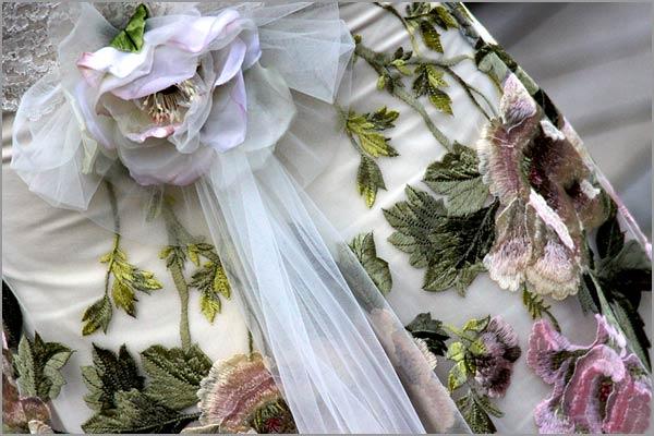 abiti da sposa Claire Pettibone