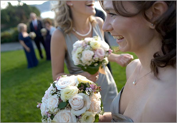 fiorista matrimonio Villa Rusconi Verbania