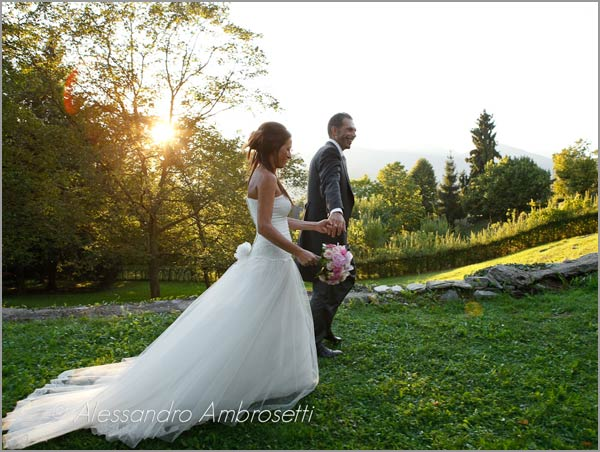 wedding planner lago d'Orta