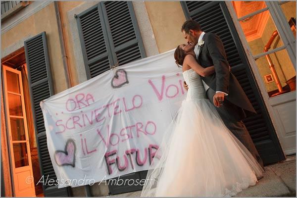 matrimonio Villa Pestalozza Lago d'Orta