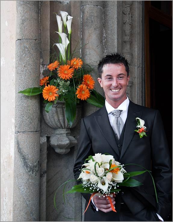 Matrimonio In Quaresima : Addobbo chiesa matrimonio lago maggiore