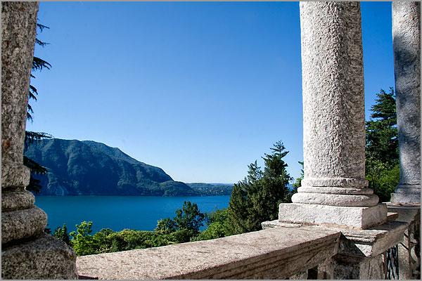 chiesa matrimonio panorama Lago Maggiore