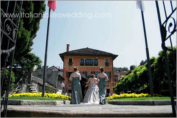 wedding planner Lago d'Orta