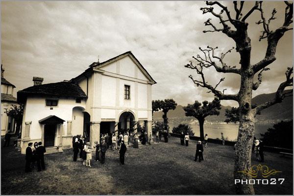 matrimonio chiesa Sacro Monte Ghiffa