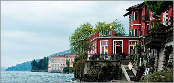 ristorante matrimonio Isola dei Pescatori Lago Maggiore