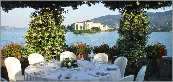 matrimonio Hotel Ristorante Verbano Lago Maggiore