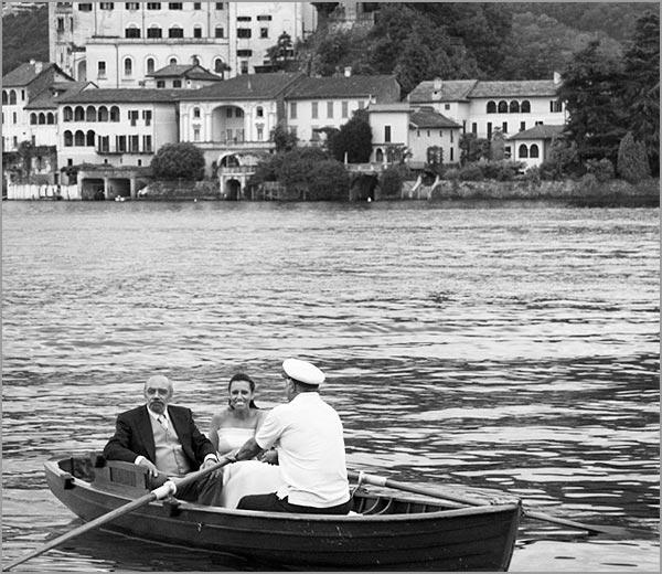 matrimonio ristorante Isola di San Giulio
