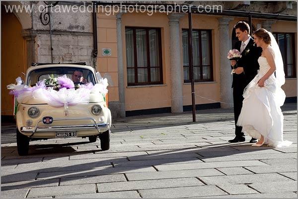 noleggio Fiat 500 con autista