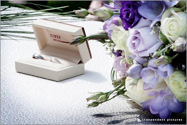 bouquet sposa fiori lilla e viola