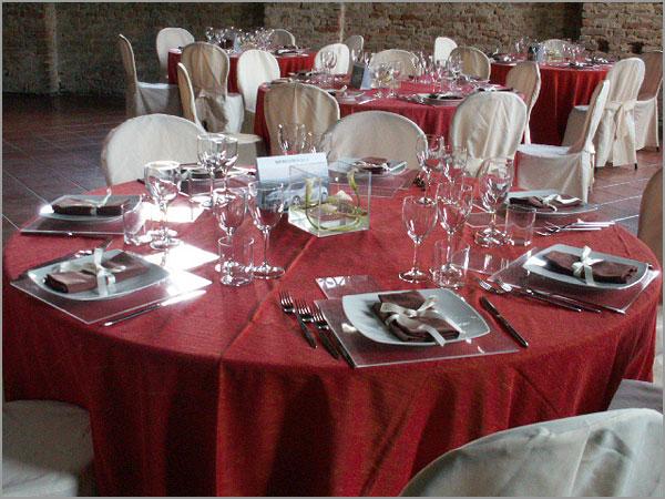 Qciniamo catering matrimonio in castello Lago Maggiore