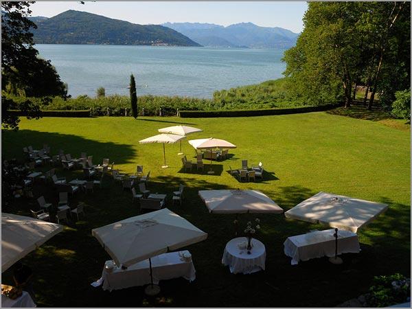 matrimonio Villa Rocchetta Lago Maggiore