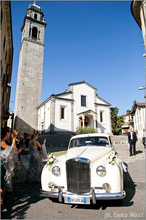 matrimonio chiesa San Leonardo Verbania Pallanza