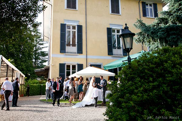location matrimoni Miasino Lago d'Orta