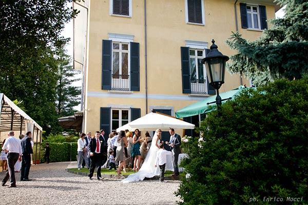 location matrimoni Miasino Lago d'Orta