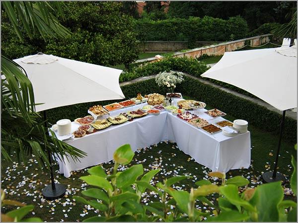 Addobbi Per Matrimonio In Giardino : Giardino matrimonio sul lago maggiore