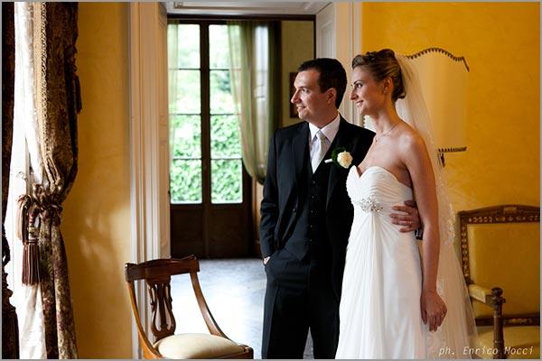 nozze a villa Pestalozza