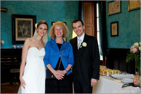 organizzazione matrimoni a Villa Pestalozza