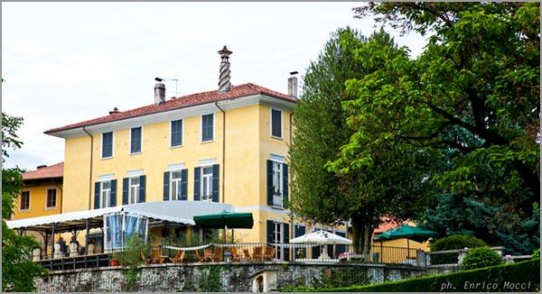 Villa Pestalozza Miasino