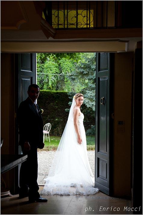 fotografo matrimonio Villa Pestalozza lago d'Orta