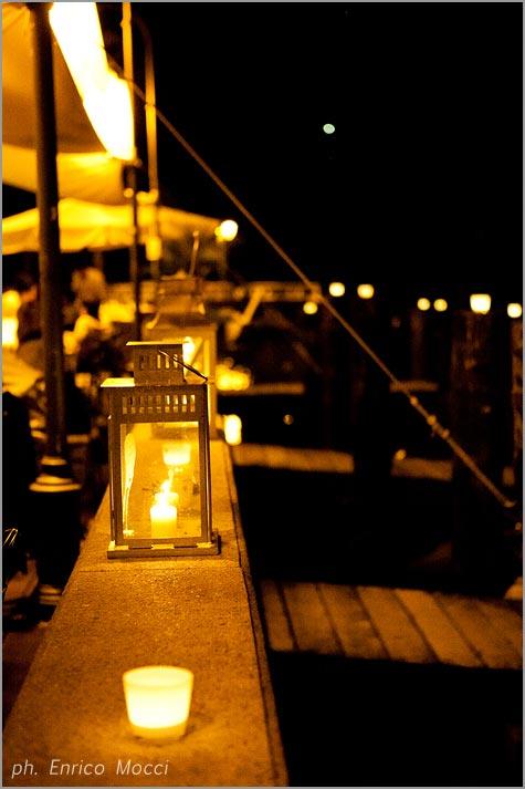 menu matrimonio ristorante Orta Beach Club