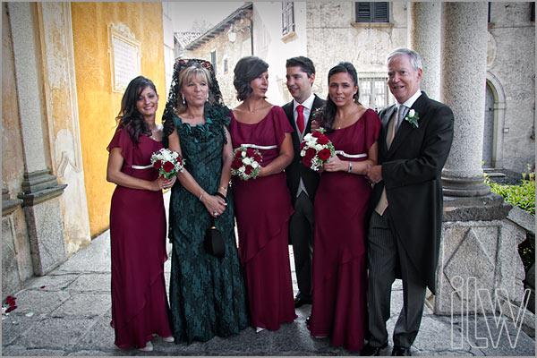 abito matrimonio con velo a mandilla spagnolo