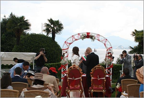 matrimonio cerimonia civile Grand Hotel Bristol Stresa
