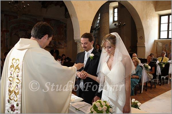 matrimonio chiesa dell'Assunta di Veruno Novara