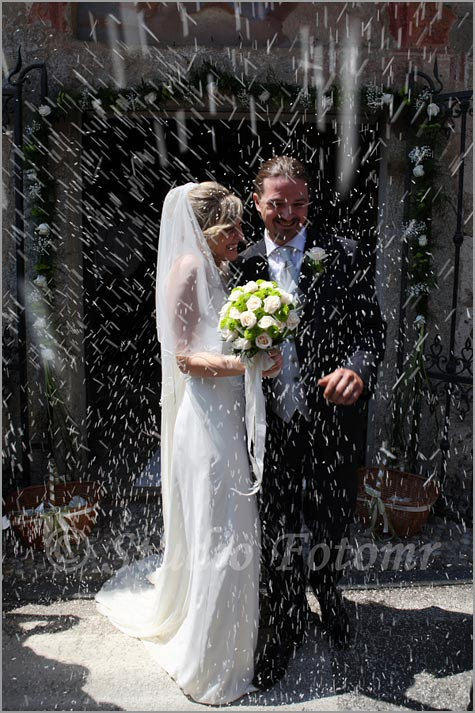 fiorista matrimonio Arona