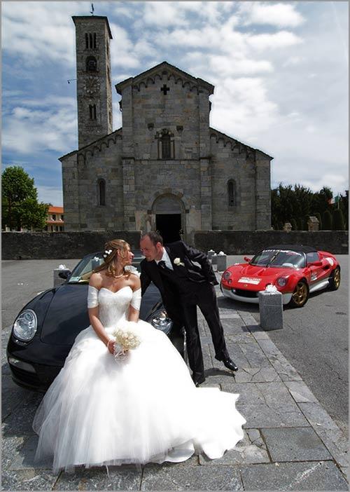 matrimonio chiesa dell'Assunta Armeno Lago d'Orta