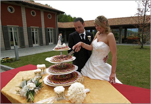 matrimonio ristorante Hotel Cortese Armeno Lago d'Orta