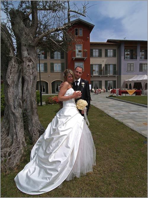 matrimonio ristorante Hotel Cortese Armeno
