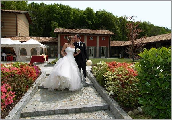matrimonio Hotel Cortese Armeno Lago d'Orta