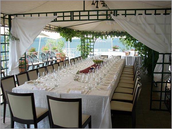 nozze hotel Giardinetto Pettenasco Lago d'Orta